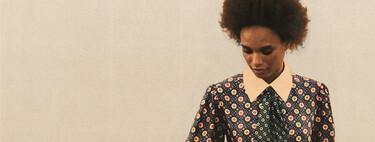 Sandro ha creado la colección de edición limitada más especial de este invierno: looks de estilo años 70 cargados de estilo