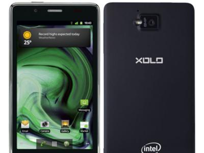 Lava Xolo X900: el primer teléfono con procesador Intel Atom aparece en la India
