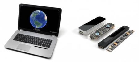 HP Envy 17 Leap Motion y el nuevo microsensor