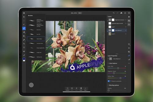 """Photoshop para iPad ya se puede descargar: así es el """"verdadero"""" Photoshop de Adobe en iOS"""