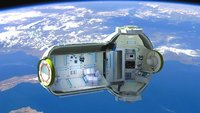La compañía rusa Orbital Technologies crea las vacaciones orbitales