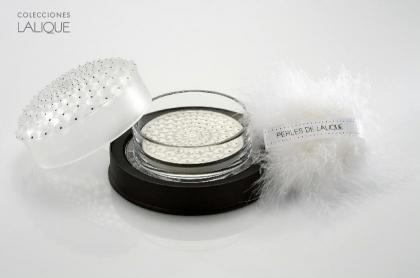 Cactus de Lalique, una elegante polvera