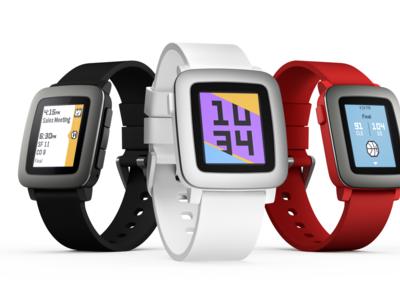 Smartwatch Pebble Time por 90 euros en Amazon