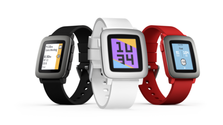 Smartwatch Pebble Time por 90 euros en Amazon