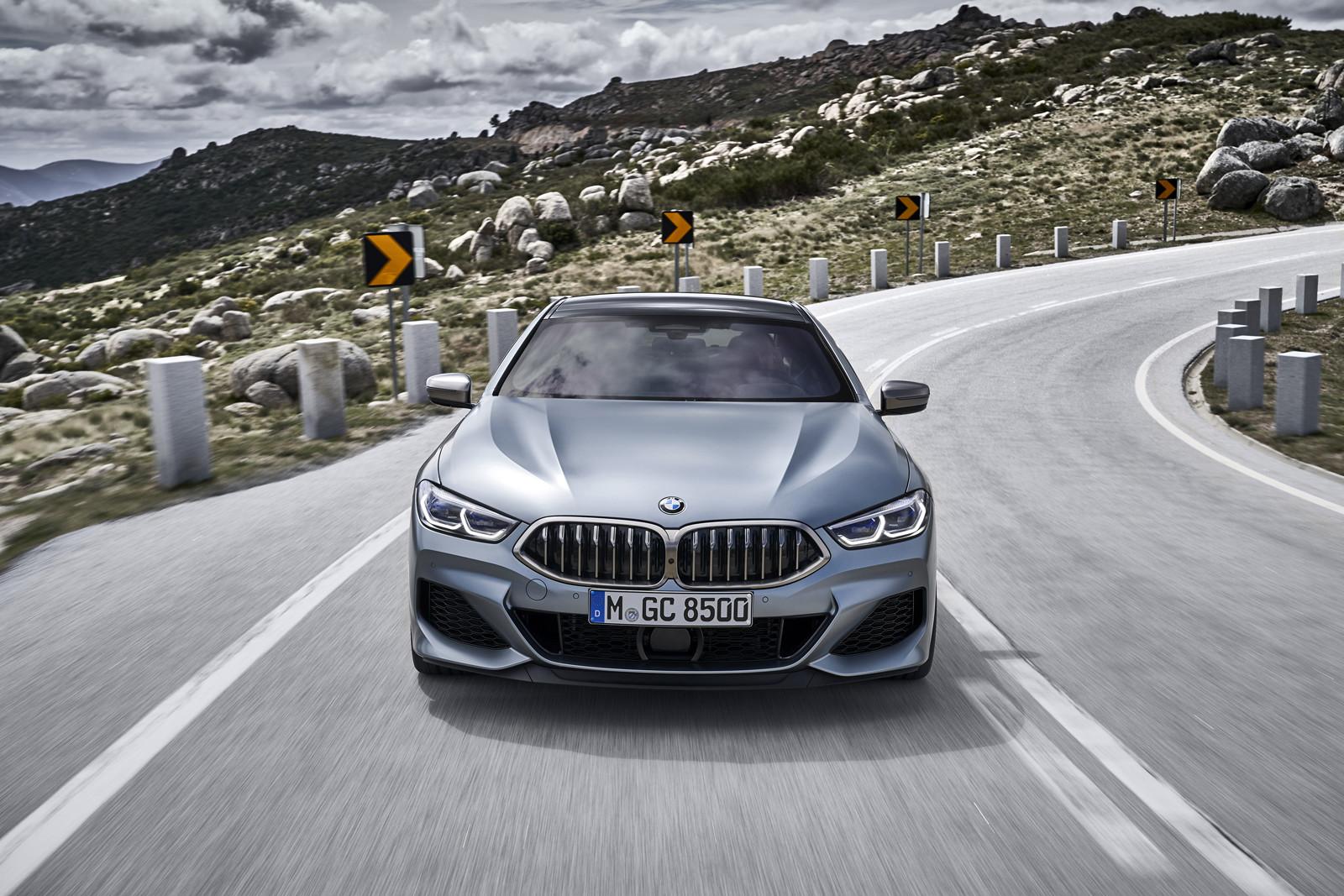 Foto de BMW Serie 8 Gran Coupé (presentación) (123/159)