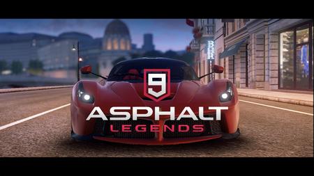 Probamos Asphalt 9: Legends, mismo nivel de carreras espectaculares y nuevo modo de conducción