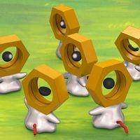 El Pokémon Meltan protagoniza un nuevo y simpático vídeo de Pokémon: Let's GO Pikachu y Let's GO Eevee