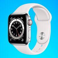 Este Apple Watch Series 6 GPS+Celular en acero tiene ahora 150 euros de rebaja en Amazon. Estrénalo por 577 euros