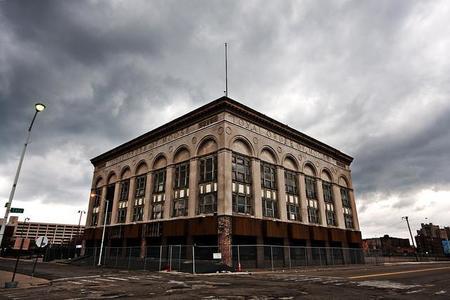El plan para recuperar Detroit
