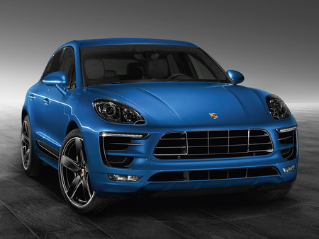 Porsche Macan S Sportdesign Package 1