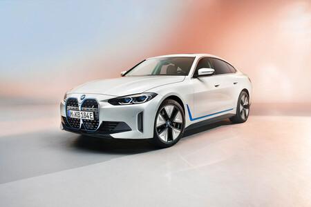 El nuevo BMW i4 Gran Coupé es una estilizada berlina eléctrica de hasta 530 CV y 600 km de autonomía