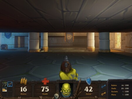 Un diseñador imagina DoomCraft, una combinación entre Doom y World of Warcraft, y solo podemos soñar con jugarlo