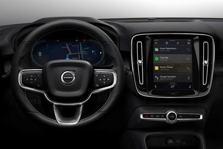 Volvo revela más detalles tecnológicos del nuevo XC40 eléctrico
