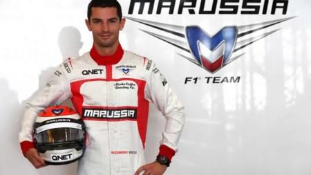 Rossi Manor Marussia