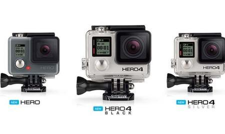 GoPro Hero4 evoluciona y ofrece grandes cambios en sus equipos