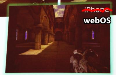 Unreal Engine 3 también llegará a webOS