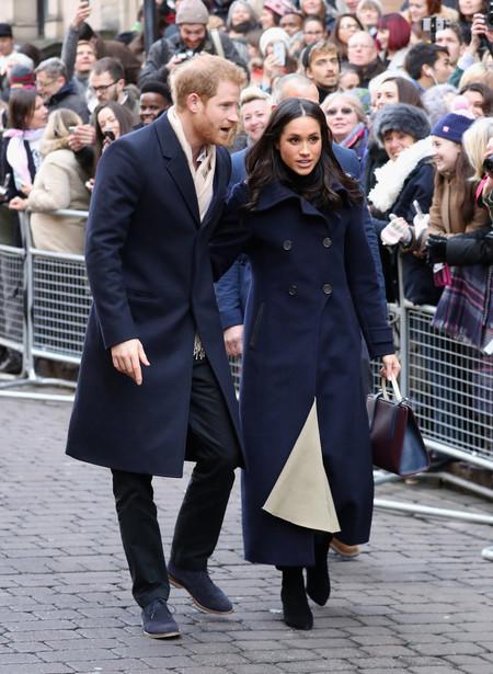 Y El Principe Se Vistio De Azul Harry De Gales Maneja A La Perfeccion Un Color Que Podria Resultar Aburrido 02