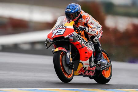 Alex Marquez Le Mans Motogp 2020