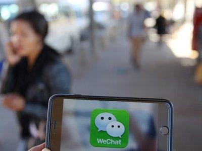 WeChat reconoce compartir los datos de sus usuarios con el gobierno chino