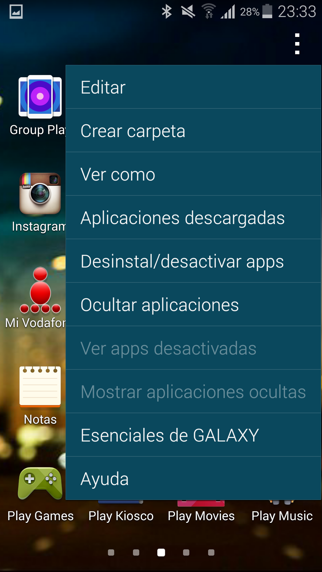 Foto de Touchwiz Galaxy S5 (9/31)