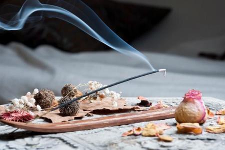 El incienso como ambientador podría ser más tóxico que el tabaco