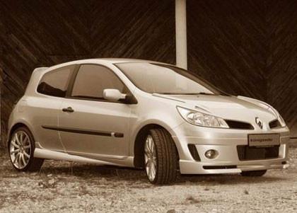 El Renault Clio de Königseder