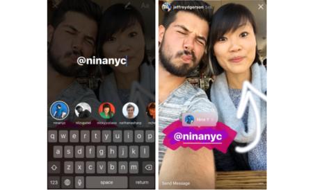 La competencia continúa, Instagram Stories se actualiza con Boomerang, enlaces y menciones