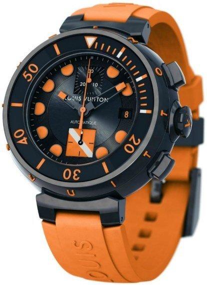 La propuesta de Louis Vuitton para la Only Watch 2011