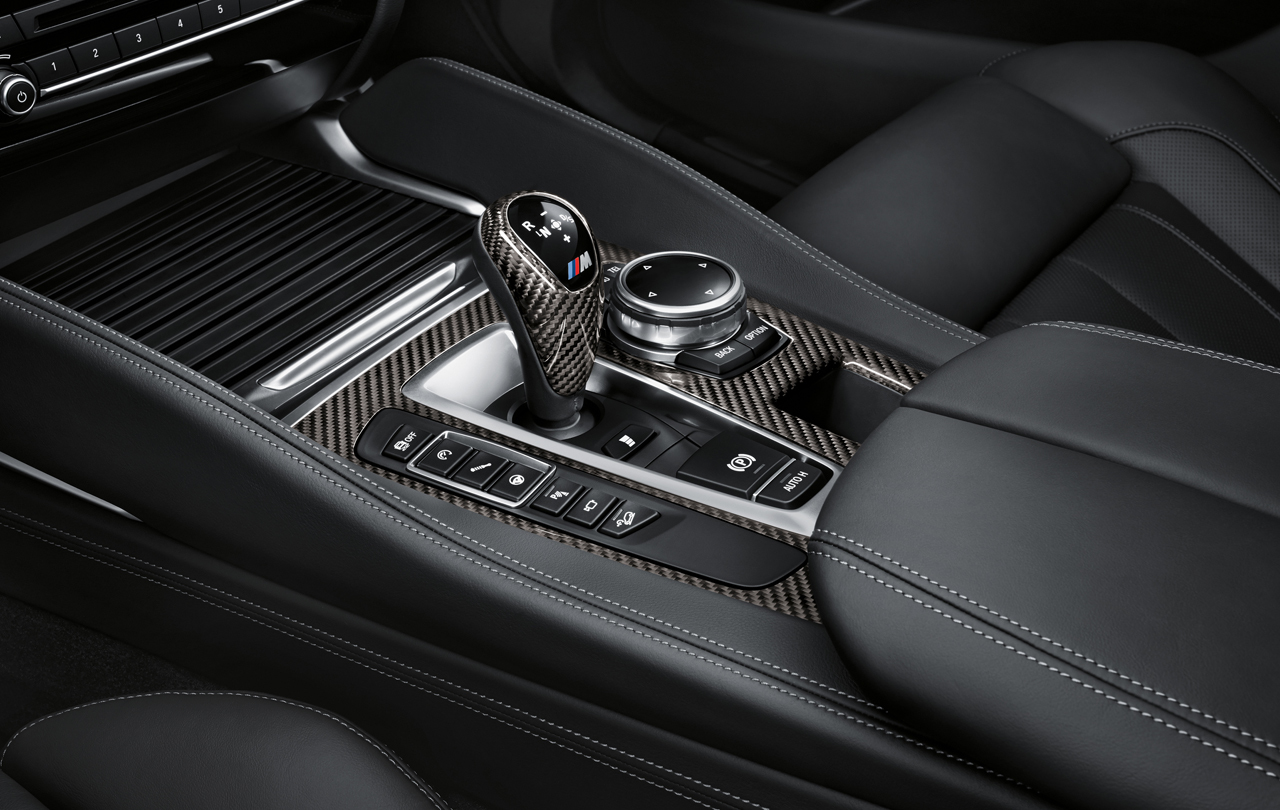 Foto de BMW X5 M y BMW X6 M por M Performance (18/20)
