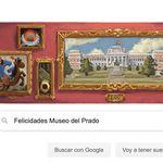 El homenaje de Google y otras 16 curiosidades del Museo Del Prado en su bicentenario