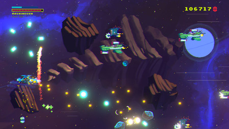 Black Paradox, el juego de naves que nos acerca a pilotar un DeLorean en el espacio