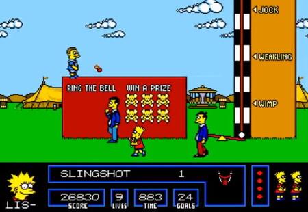 Bart vs. Space Mutants