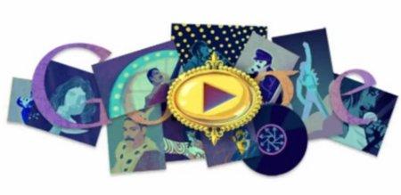 La imagen de la semana: el Doodle de Queen