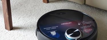 Mejores ofertas de hoy en robots aspiradores: Conga 990 por 164 euros en Amazon y Roombas por menos de 200 euros