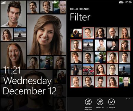 Hello Friends para Windows Phone 8