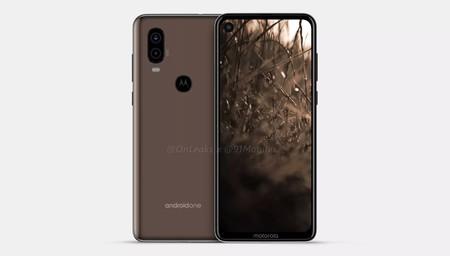 Motorola P40: el sucesor del Motorola One olvidaría el notch para adoptar el agujero en la pantalla