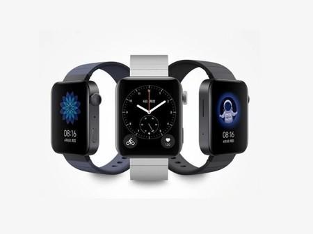 Mi Watch: Xiaomi no se rinde con los relojes inteligentes, ahora ataca con WearOS de Google y un diseño muy conocido
