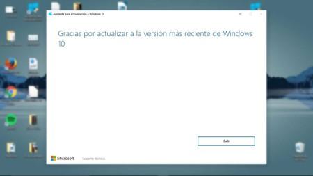 Microsoft ya tiene listas las páginas con información sobre la nueva actualización de Windows 10 ¿lanzamiento inminente?
