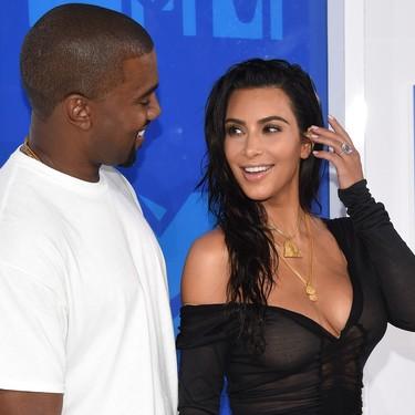 Ya conocemos el nombre de la hija de Kim Kardashian y es más sorprendente de lo que podíamos imaginar
