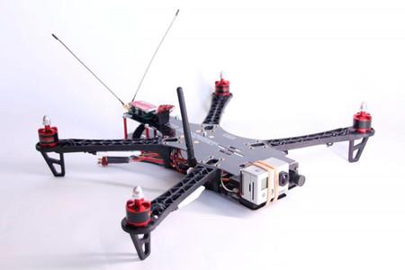 TBS DISCOVERY el Drone usado en las manifestaciones del #1SMx
