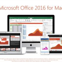 Vuelve el rey de las oficinas: Office 2016 para Mac ya es oficial y estable