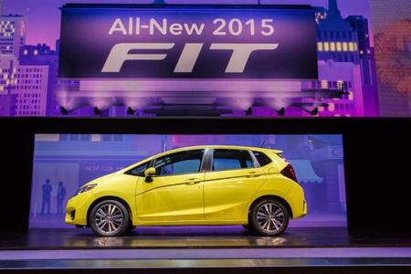 Auto Show de Detroit 2014: Honda Fit 2015