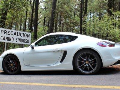 Porsche Cayman GTS, lo manejamos y de nuevo nos hemos enamorado de otro Porsche. Prueba (parte 2)