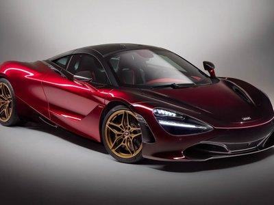 McLaren acaba de presentar el 720s y ya nos muestra lo que MSO puede hacer con él