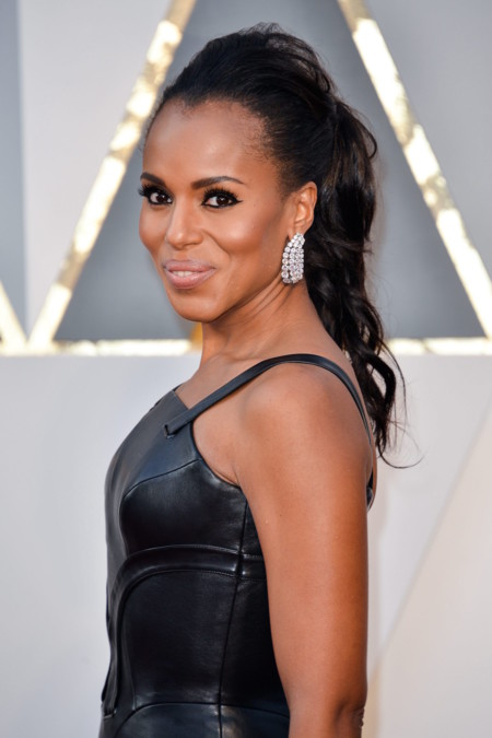Kerry Washington Pelo