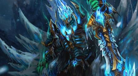Wraith King Pantalla