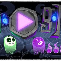Google celebra Halloween 2018 con su primer Doodle multijugador, así puedes jugar desde tu móvil
