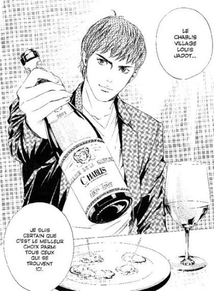 El Manga revoluciona el mundo del vino