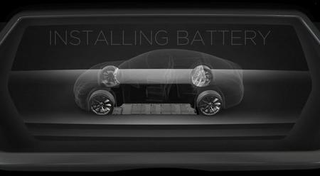 La primera instalación de intercambio de baterías de Tesla estará disponible en los próximos meses
