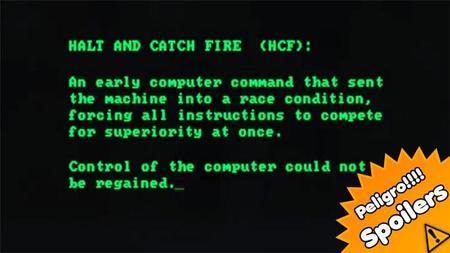 ¿Eres informático? 'Halt and Catch Fire' es para ti (y puede que sólo para ti)